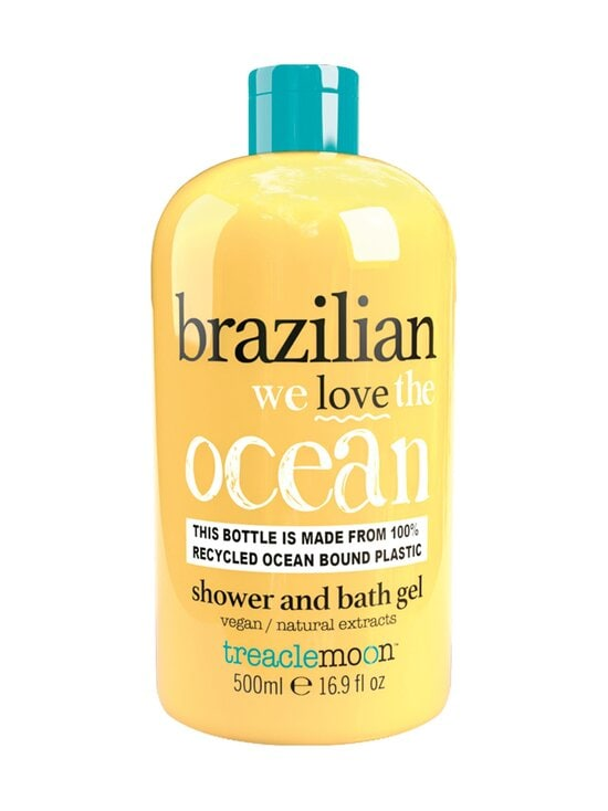 Treaclemoon - BRAZILIAN LOVE Shower & Bath Gel -suihkugeeli 500 ml - NOCOL | Stockmann - photo 1