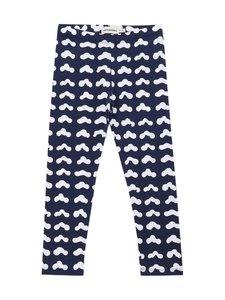 Marimekko - Lairi-housut - 515 BLUE, WHITE | Stockmann