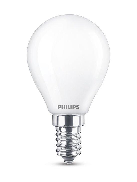 Philips - LED 6,5W E14 P45 -kynttilälamppu - WHITE | Stockmann - photo 1