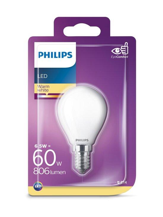 Philips - LED 6,5W E14 P45 -kynttilälamppu - WHITE | Stockmann - photo 2