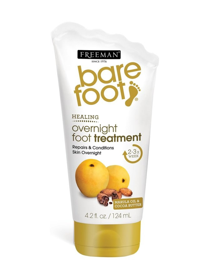 Overnight Foot Treatment Marula Oil & Cocoa Butter -jalkavoide 125 ml
