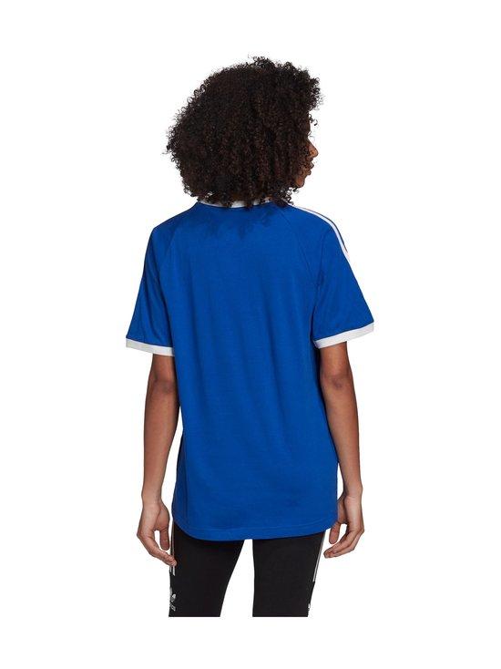adidas Originals - 3 Stripe Tee -paita - TEAM ROYAL BLUE | Stockmann - photo 3
