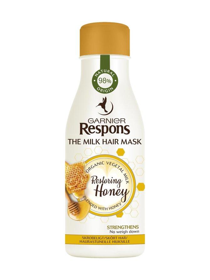 ResponsThe Milk Hair Mask Restoring Honey -hiusnaamio 250 ml