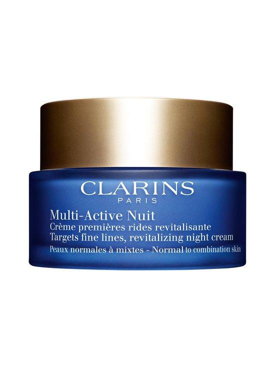 Clarins - Multi-Active Night Cream Light -yövoide 50 ml - null | Stockmann - photo 1