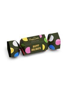Happy Socks - Holiday Dots -sukat - 9300 GREEN | Stockmann