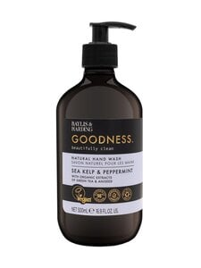 Baylis & Harding - Sea Kelp & Peppermint Liquid Hand Soap -käsisaippua 500 ml - null | Stockmann