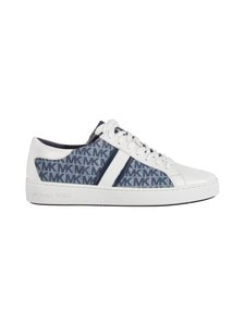 Michael Michael Kors - Keaton Stripe -sneakerit - 420 WASHED DENIM | Stockmann
