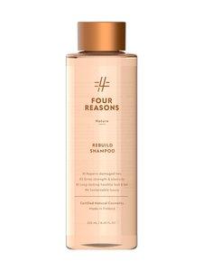 Four Reasons - Nature Rebuild Shampoo 250 ml - null | Stockmann