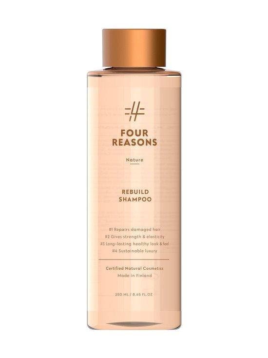 Four Reasons - Nature Rebuild Shampoo 250 ml - NOCOL | Stockmann - photo 1