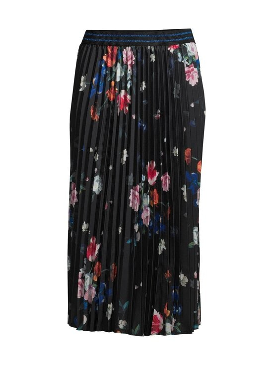 Ted Baker London - Leaann Sandalwood Pleated Skirt -hame - 00 BLACK | Stockmann - photo 1