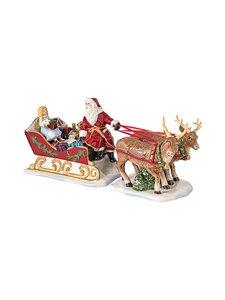 Villeroy & Boch - Christmas Toys Sleigh Nostalgia -joulukoriste - MULTICO   Stockmann