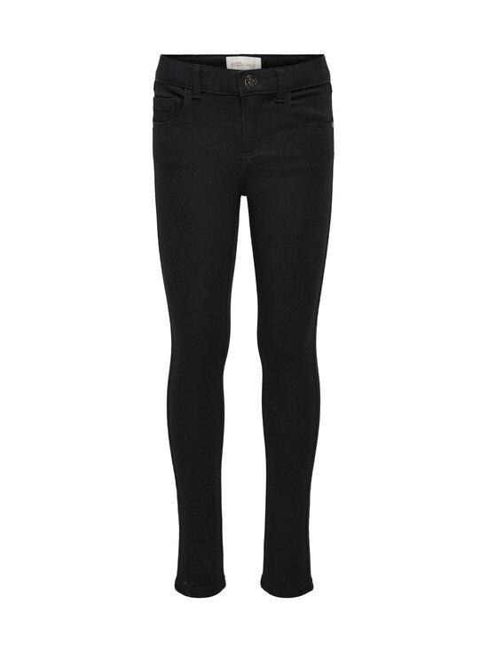 KIDS ONLY - Konroyal Life Reg Skinny Jeans -farkut - BLACK | Stockmann - photo 1