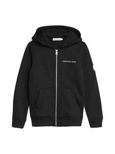 Calvin Klein Kids - Zip Up Hoodie -huppari - BEH CK BLACK   Stockmann