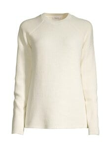 Filippa K - Marie Sweater -neule - 8998 WHITE CHALK   Stockmann