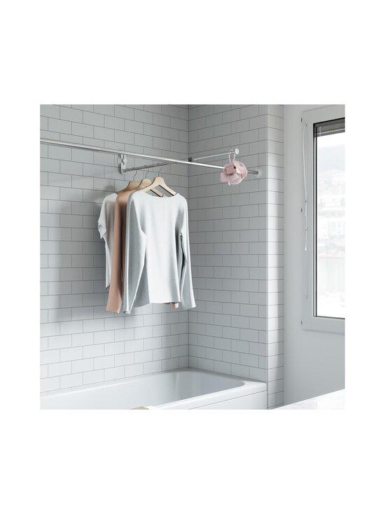 Umbra - Surelock Shower Dry Bar -pyykkiteline - CHROME   Stockmann - photo 10