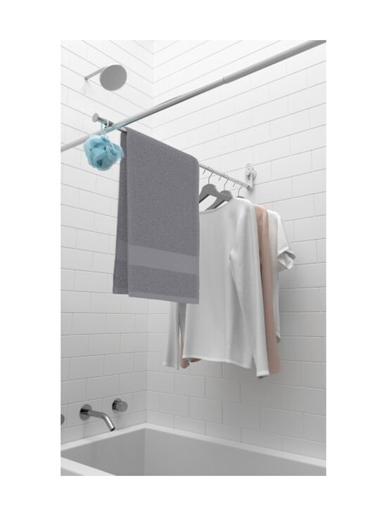 Umbra - Surelock Shower Dry Bar -pyykkiteline - CHROME   Stockmann - photo 7