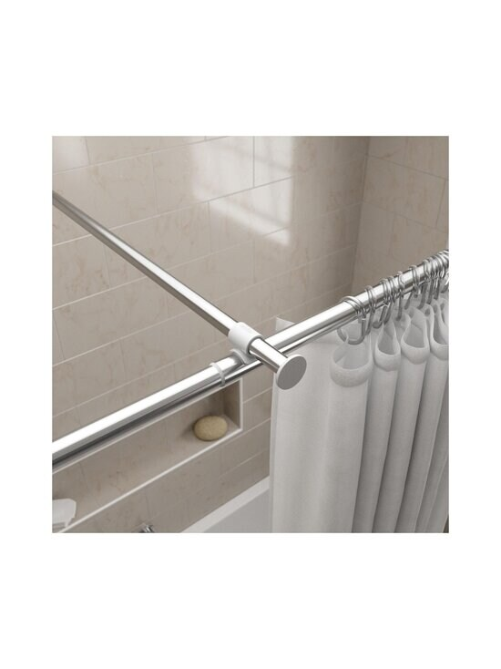 Umbra - Surelock Shower Dry Bar -pyykkiteline - CHROME   Stockmann - photo 9