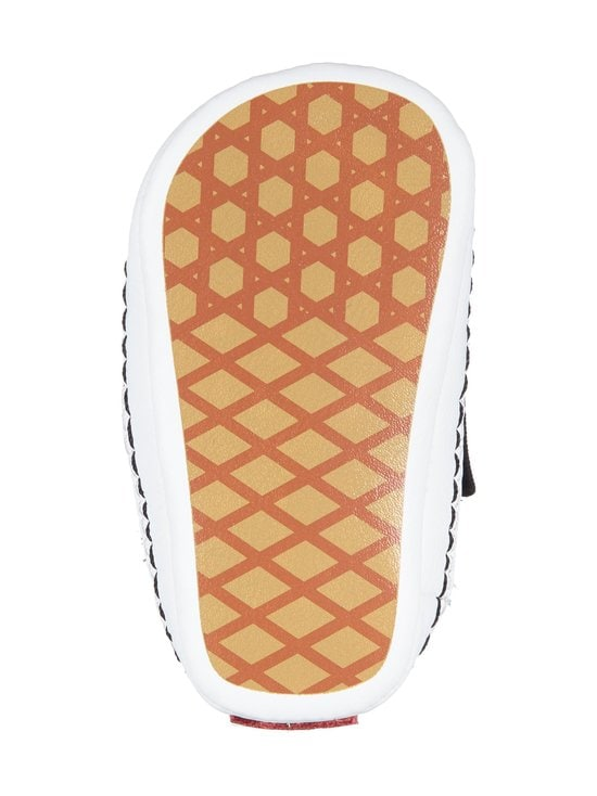 Vans - Checker Slip-On V Crib -kengät - (CHECKER) BLACK/TRUE WHITE | Stockmann - photo 3