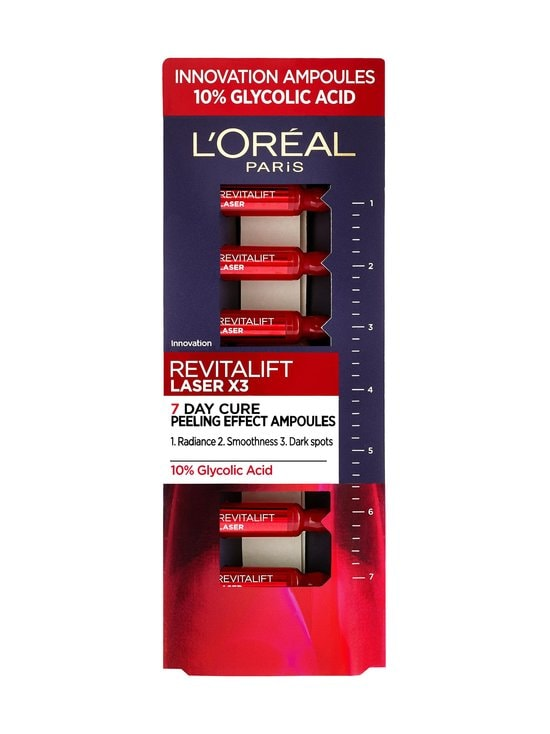 L'Oréal Paris - Revitalift Laser Ampoules -ampullit 7 ml - NOCOL | Stockmann - photo 1