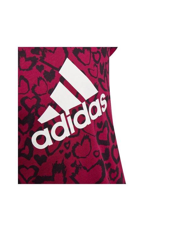 adidas Performance - G Mh Gra Tee -paita - POWBER/BLACK/WHITE | Stockmann - photo 5