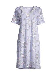 Damella - Nightdress Lace Flower -yöpaita - 002 GREY | Stockmann