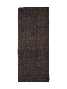 Dixie - Juuttimatto 180 x 80 cm - MUSTA | Stockmann