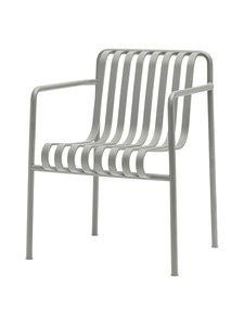 HAY - Palissade Dining -tuoli käsinojilla 63 x 66 cm - SKY GREY (HARMAA) | Stockmann