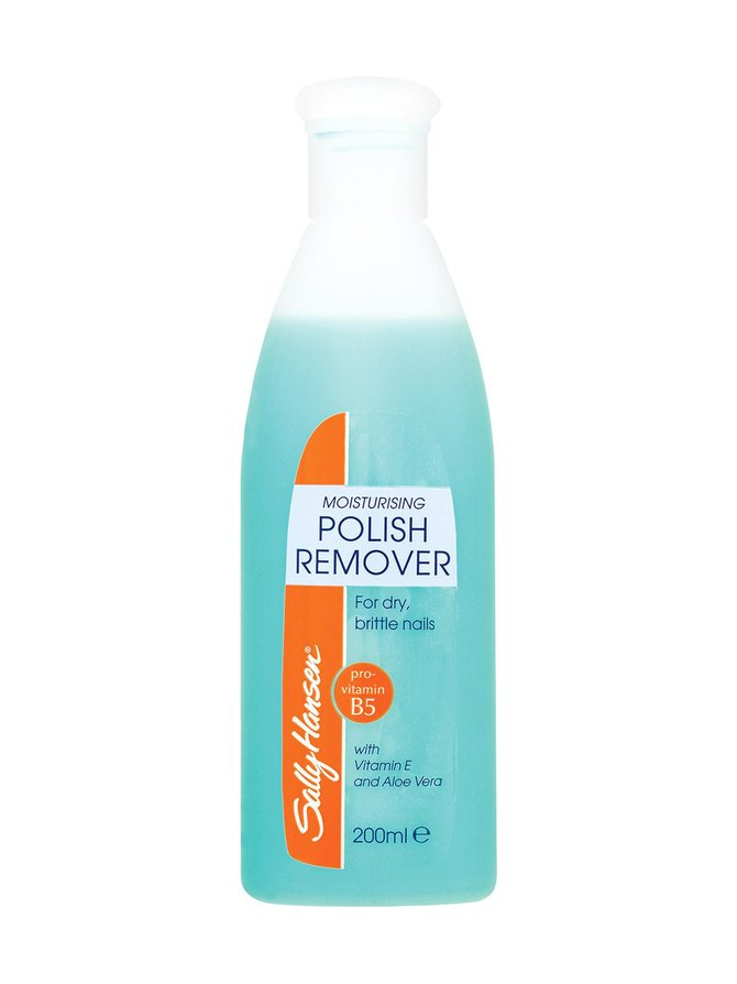 Moisturizing Nail Polish Remover -kynsilakanpoistoaine 200 ml