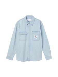 Calvin Klein Jeans - OVERSIZED SHIRT -paita - 1AA DENIM LIGHT   Stockmann