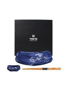Tokyo Design Studio - Blue Sakura -sushisetti 3 osaa - BLUE | Stockmann
