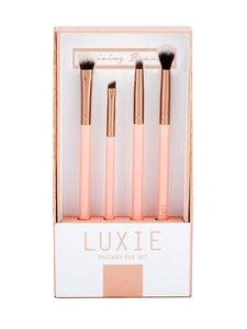 Luxie - Luxie Rose Gold Smokey Eye Set -sivellinsetti | Stockmann