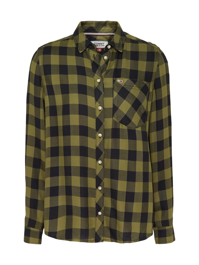 Tjw Soft Check Shirt -paita
