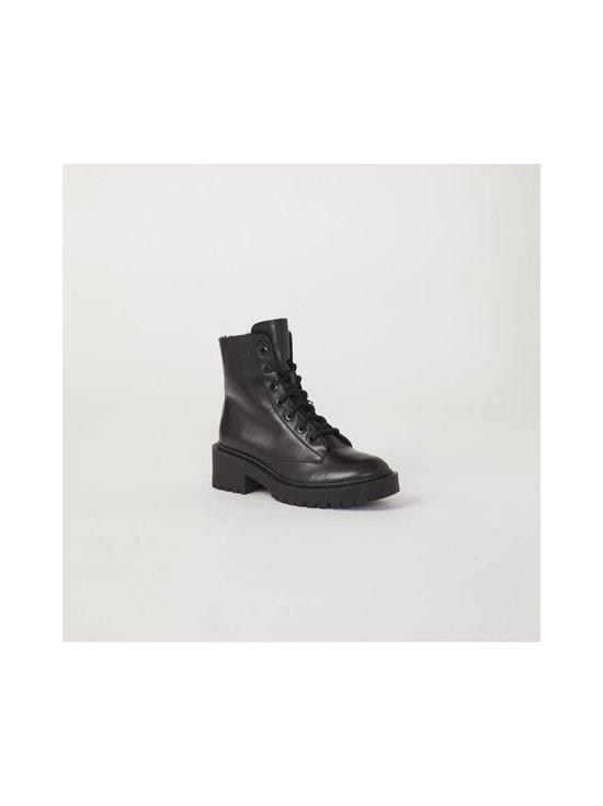 Kenzo - Pike Boot -nahkanilkkurit - 99 BLACK | Stockmann - photo 3