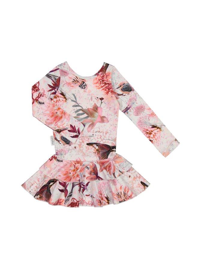 Print Frilla -mekko