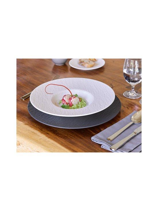 Villeroy & Boch - Manufacture Rock Blanc Pasta Plate -lautanen 29 cm - WHITE | Stockmann - photo 2