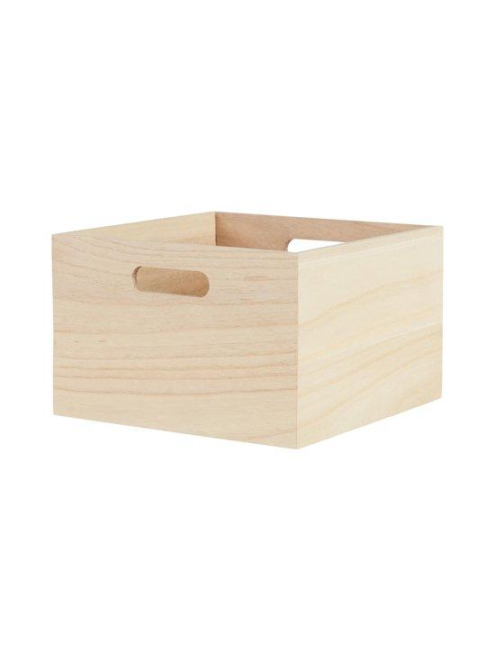Casa Stockmann - Boden-säilytyslaatikko S, 25 x 25 x 16 cm - WOOD | Stockmann - photo 1