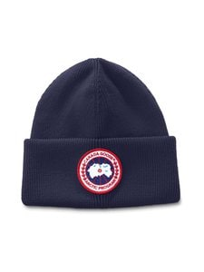 Canada Goose - Arctic Disc Toque -merinovillapipo - 151 NAVY HEATHER | Stockmann