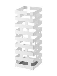 Yamazaki - Brick-sateenvarjoteline 43 x 15 x 15 cm - WHITE | Stockmann