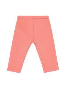 Emporio Armani - Logotape trouser sweat -collegehousut - 0388 CORAL | Stockmann