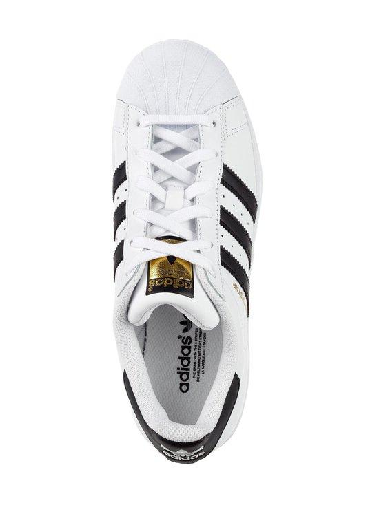 adidas Originals - U Superstar -nahkatennarit - FTWWHT/CBLACK (VALKOINEN) | Stockmann - photo 2