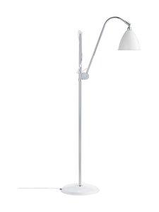 Gubi - Bestlite BL3 Floor Lamp Small -lattiavalaisin - SOFT WHITE SEMI MATT | Stockmann