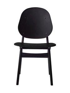 Warm Nordic - Noble Dining -tuoli - BLACK LACQUER BEECH | Stockmann