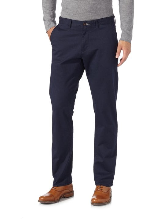 GANT - Chino Twill -housut - MARINE | Stockmann - photo 1