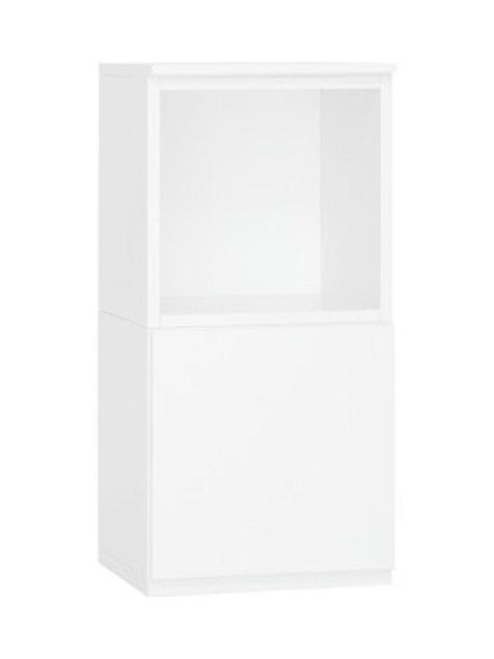 Lundia - Fuuga-yöpöytä, vasen 35 x 68 x 32 cm - WHITE PAINTED MDF | Stockmann - photo 1