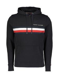 Tommy Hilfiger - Hilfiger Logo Hoody -huppari - DW5 DESERT SKY | Stockmann