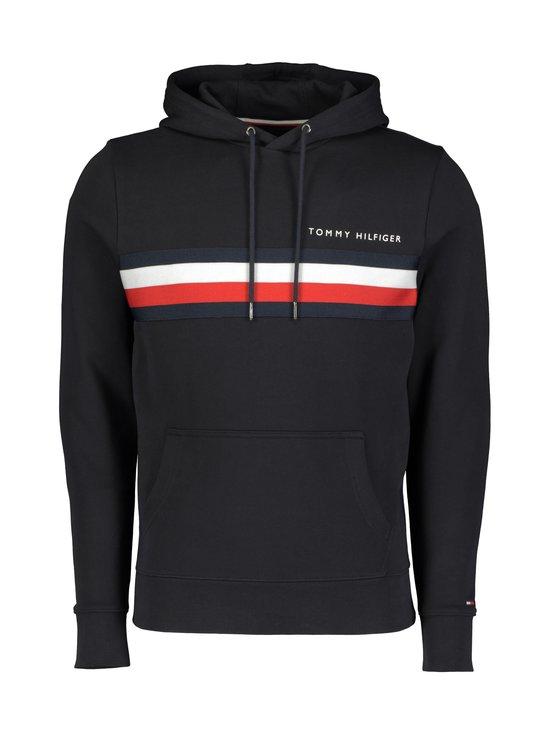 Tommy Hilfiger - Hilfiger Logo Hoody -huppari - DW5 DESERT SKY | Stockmann - photo 1