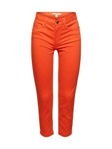 Esprit - Housut - 635 ORANGE RED | Stockmann
