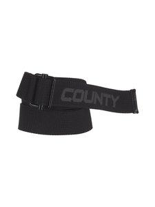 MARCELO BURLON - County-vyö - 1007 BLACK DARK   Stockmann