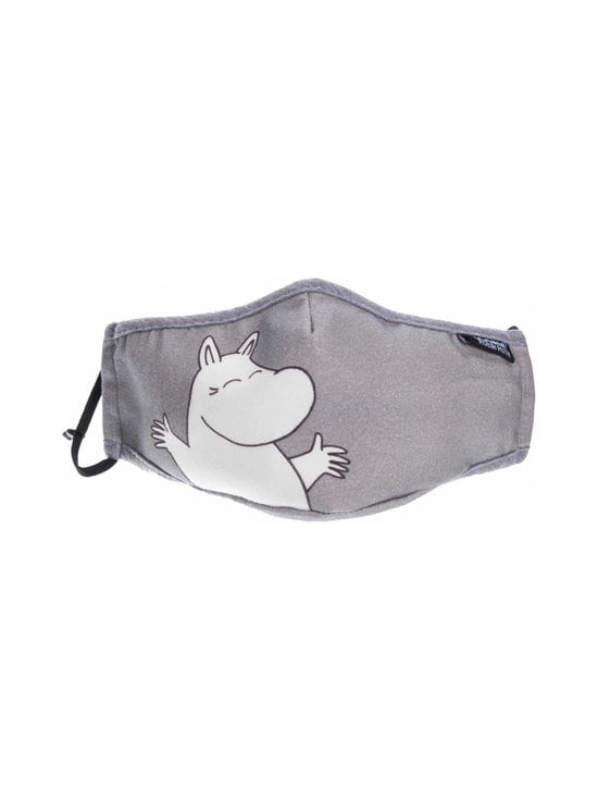 Moomin - Muumipeikko-kasvomaski - GREY | Stockmann - photo 1