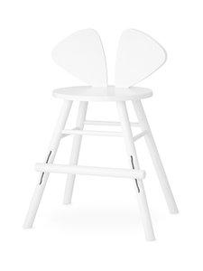 Nofred - Mouse-tuoli 40 x 33 x 77 cm - WHITE | Stockmann